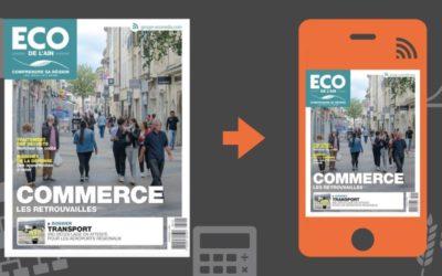 Votre magazine ECO de l'Ain du 11 juin 2020