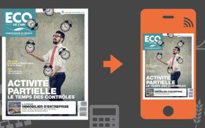 Votre magazine ECO de l'Ain du 18 juin 2020