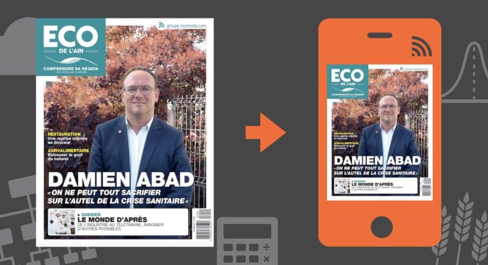 Votre magazine ECO de l'Ain du 4 juin 2020
