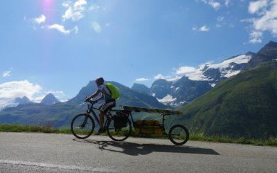Le Sun trip met le vélo solaire en lumière en Savoie
