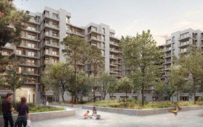 Les Vernets, un futur écoquartier