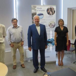La CCI Nord Isère répond aux besoins des entreprises pour relever les défis de la crise