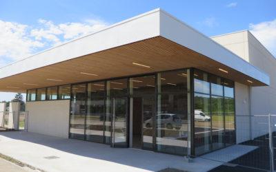 Saint-Chef : la salle de spectacle et de convivialité sera opérationnelle à la rentrée