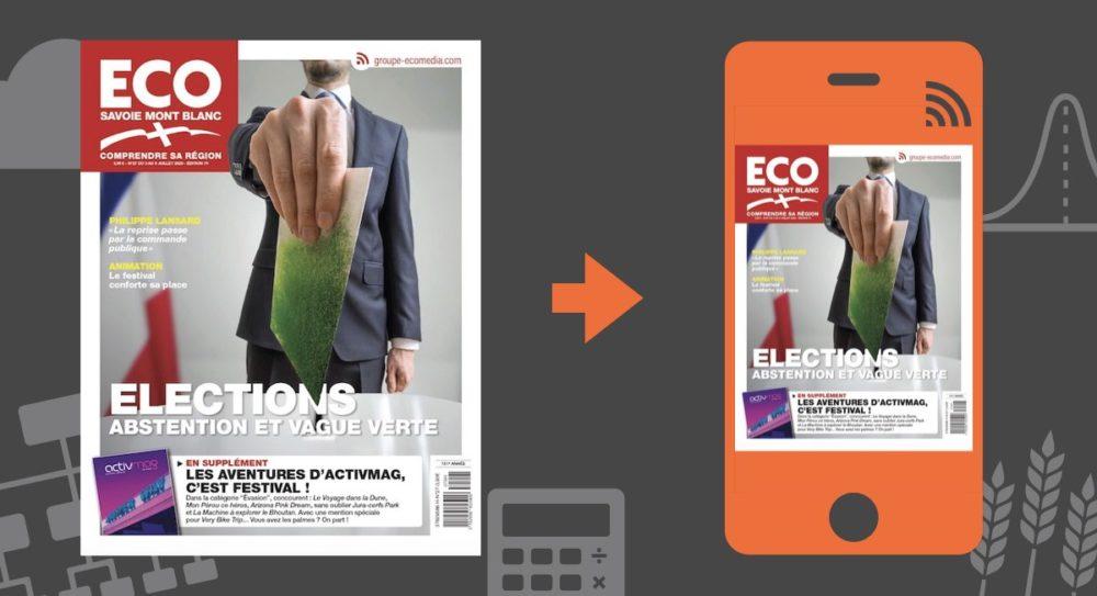 Votre magazine ECO Savoie Mont Blanc du 3 juillet 2020