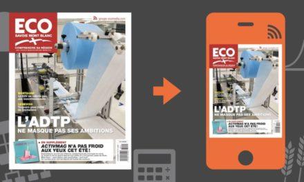 Votre magazine ECO Savoie Mont Blanc du 31 juillet 2020