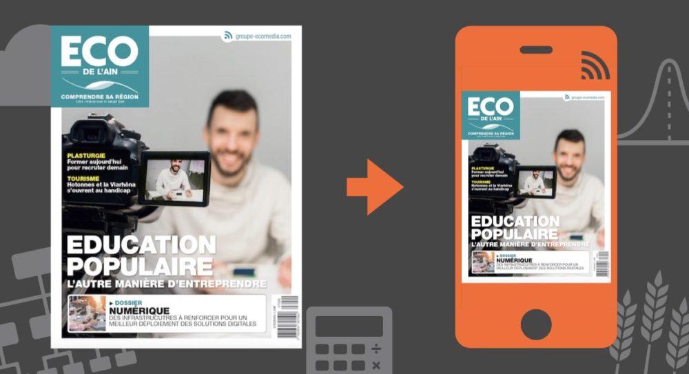 Votre magazine ECO de l'Ain du 9 juillet 2020