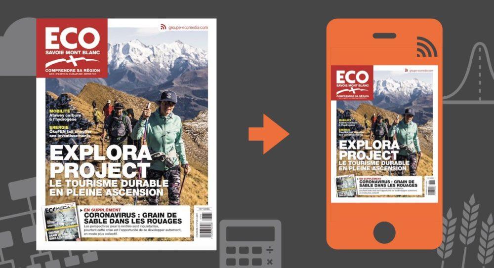 Votre magazine ECO Savoie Mont Blanc du 10 juillet 2020