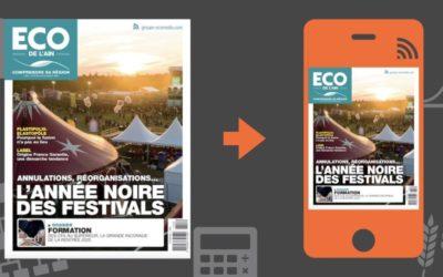 Votre magazine ECO de l'Ain du 2 juillet 2020