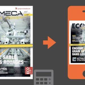Votre magazine ECOMECA n°87 Juillet 2020