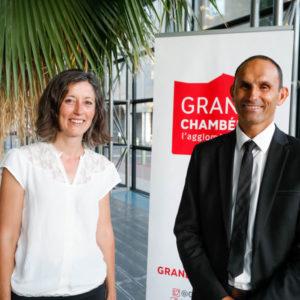 Chambéry : Philippe Gamen, élu président de l'agglomération de Grand Chambéry