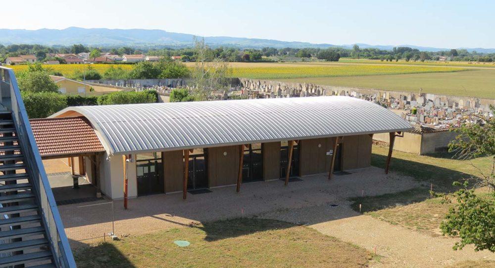 Bois : Un modèle d'optimisation à Saint-Didier-sur-Chalaronne