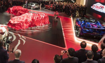 Le Salon de l'Auto de Genève (GIMS) en panne sèche