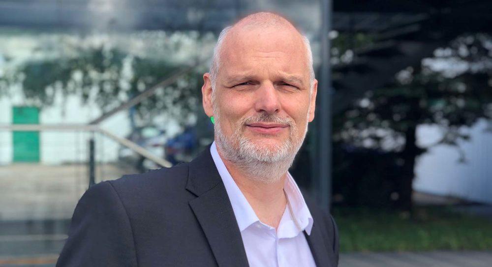 Joel Viry, nouveau président de Plastipolis
