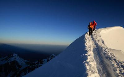 Régulation de l'accès au Mont Blanc : ce qui change en 2020 !