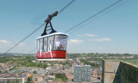 MND décroche le marché du nouveau téléphérique de Huy en Belgique