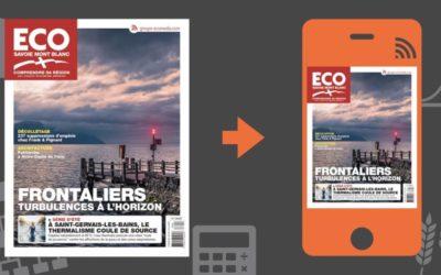 Votre magazine ECO Savoie Mont Blanc du 7 août 2020