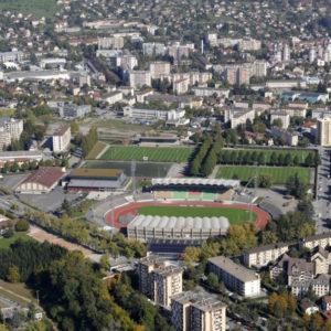 Le parc des sports d'Annecy reste fermé