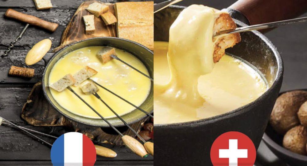 Fondue : suisse ou savoyarde ?