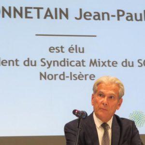 L'ancien haut fonctionnaire Jean-Paul Bonnetain élu Président du SCoT Nord-Isère