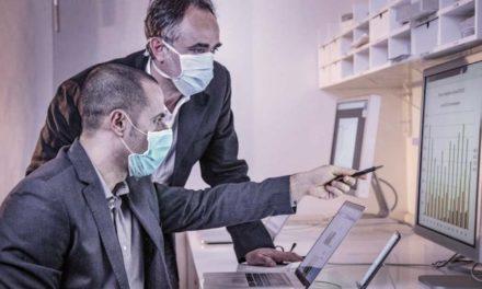 Le masque ne coupe pas le souffle des entreprises