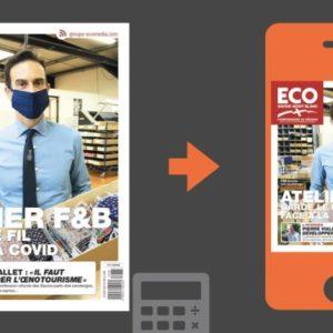 Votre magazine ECO Savoie Mont Blanc du 18 septembre 2020