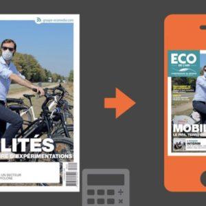 Votre magazine ECO de l'Ain du 24 septembre 2020