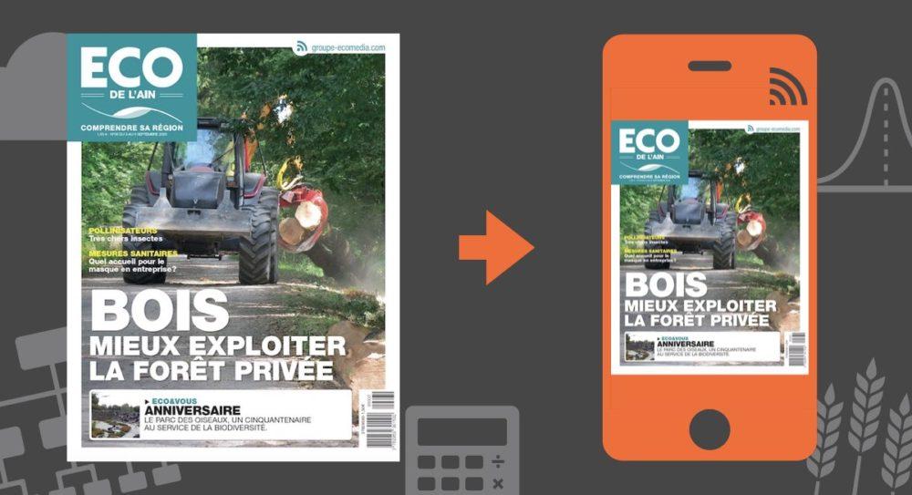 Votre magazine ECO de l'Ain du 3 septembre 2020