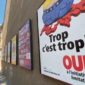 Limitation de la libre circulation : la Suisse joue à se faire peur