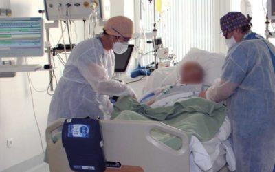 Covid-19 : comment nos hôpitaux font barrage à la deuxième vague