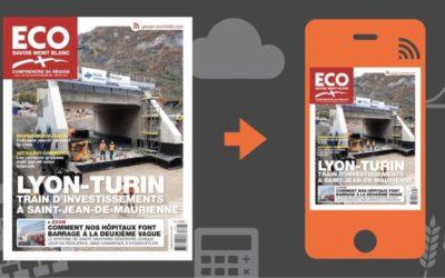 Votre magazine ECO Savoie Mont Blanc du 20 novembre 2020