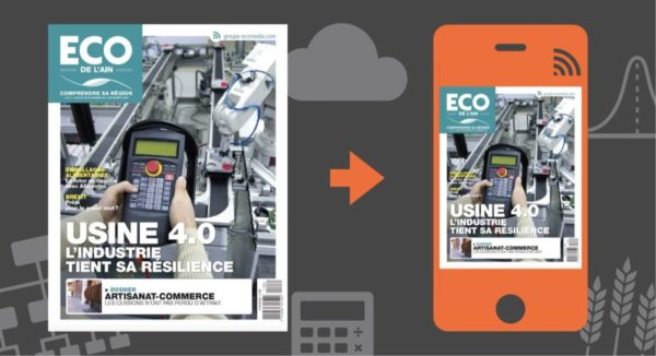 Votre magazine ECO de l'Ain du 26 novembre 2020