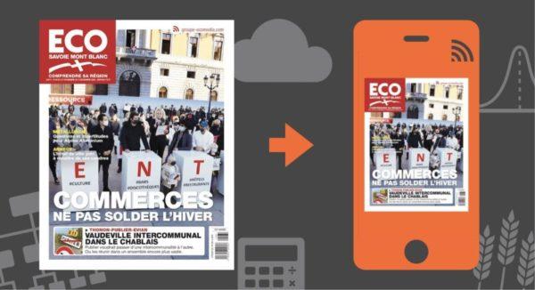Votre magazine ECO Savoie Mont Blanc du 27 novembre 2020