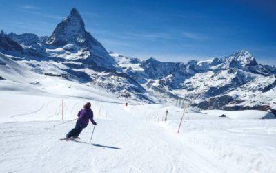 """Stations de ski : la Suisse ne veut pas d'une saison """"blanche"""""""