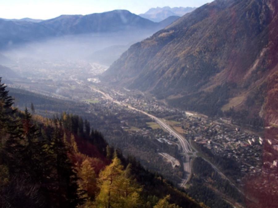 Un pic de pollution s'installe dans la région