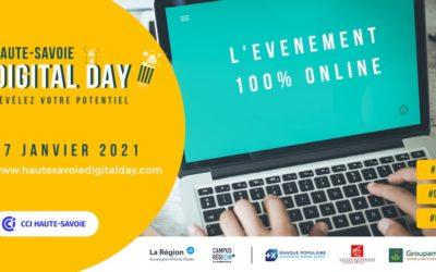 Haute-Savoie Digital Day 2021 accélère la transformation digitale des entreprises