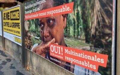 Votations suisses : «entreprises responsables», les ruraux font gagner le «non»