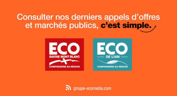 Marché public | Avis d'appel à la concurrence | Syndicat Mixte du Lac d'Annecy (74) | Fourniture de repas et prestations traiteur – Relance
