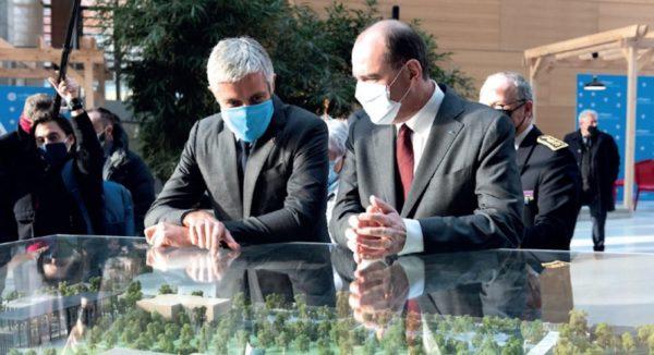 Relance : trois milliards pour Auvergne-Rhône-Alpes