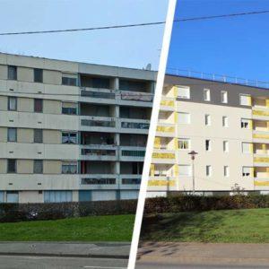 Le programme de travaux 2021 de Bourg Habitat
