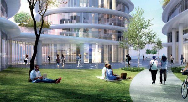 Immobilier d'entreprise : ouvrir les bureaux sur le monde