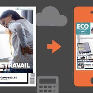 Votre magazine ECO de l'Ain du 14 janvier 2021