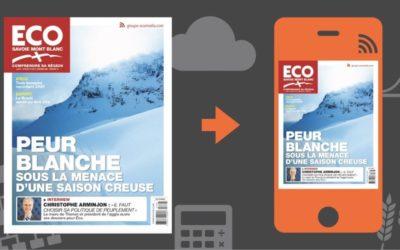 Votre magazine ECO Savoie Mont Blanc du 15 janvier 2021