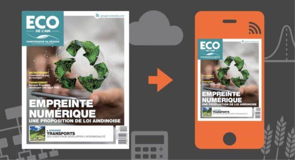 Votre magazine ECO de l'Ain du 21 janvier 2021