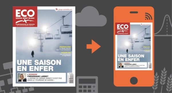Votre magazine ECO Savoie Mont Blanc du 22 janvier 2021