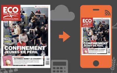 Votre magazine ECO Savoie Mont Blanc du 29 janvier 2021