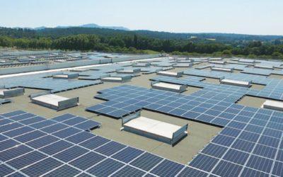 Installations photovoltaïques en Nord-Isère : la logistique bien placée