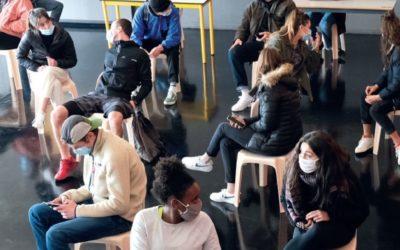 Confinement : étudiants en péril