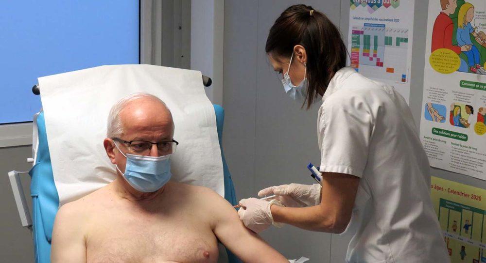 Vaccination Covid Ain