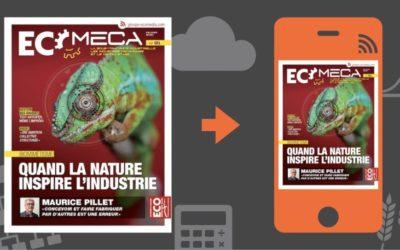 Votre magazine ECOMECA n°91 de Février 2021