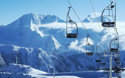 Les domaines skiables resteront fermés en février